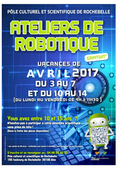 2017 AtelierRobotique Art1 Img2 Affiche